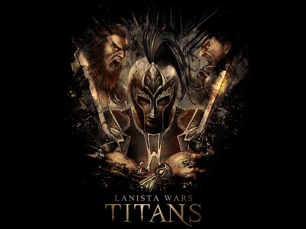 Lanistawars: Titans (Canceled)'s video poster