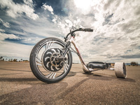 Verrado Electric Drift Trike by Local Motors