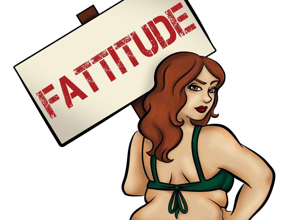 Fattitude: A Body Positive Documentary's video poster