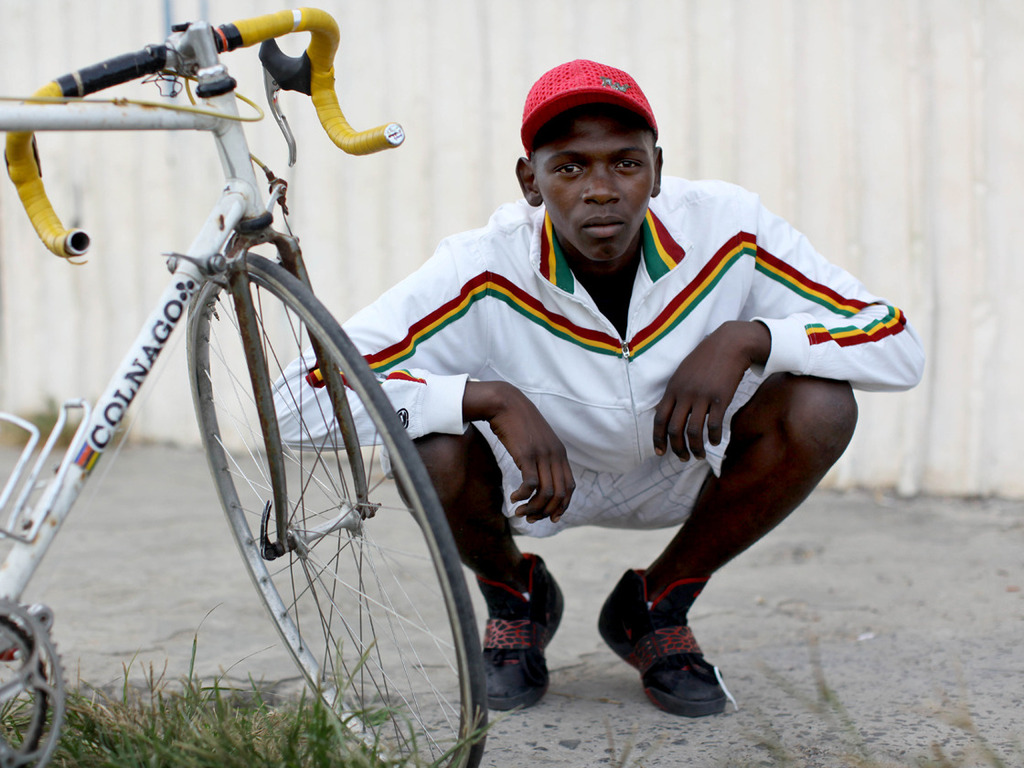 Bicycle Portraits / Part II - everyday South Africans and their bicycles.'s video poster