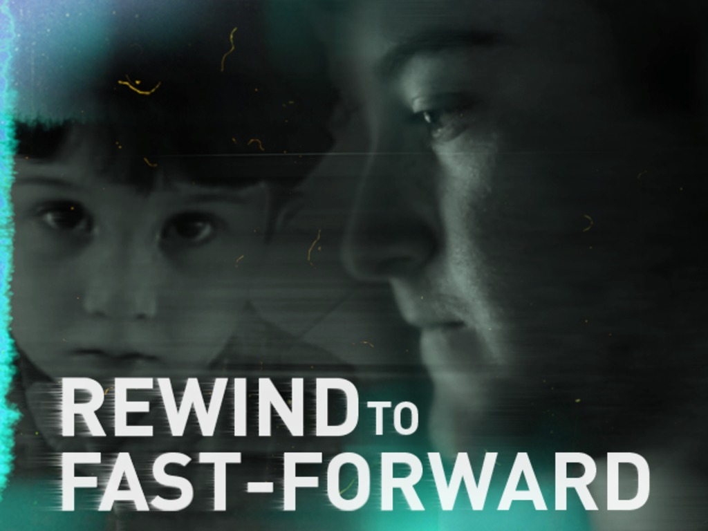 Rewind To Fast-Forward's video poster