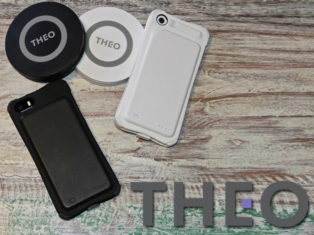 THEO POWER - Wireless Rechargeable Backup Battery Solution's video poster