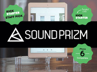 Sound Prizm | Natural Sound Projection & Docking System
