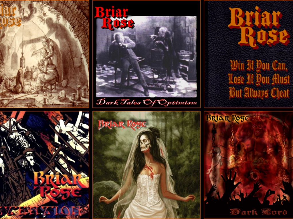 NEW BRIAR ROSE ALBUM PRODUCED BY CHRIS TSANGARIDES's video poster