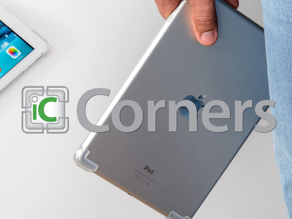 Corners™ for iPad®: Protection - Caseless (Canceled)'s video poster