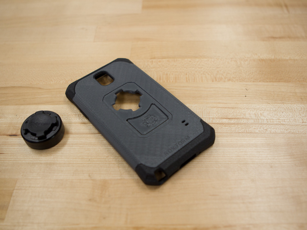 Protective Galaxy Note 3 Case w/ Integrated Mounting System's video poster