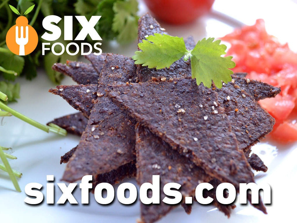 Six Foods - Introducing Chirps (Cricket Chips)'s video poster
