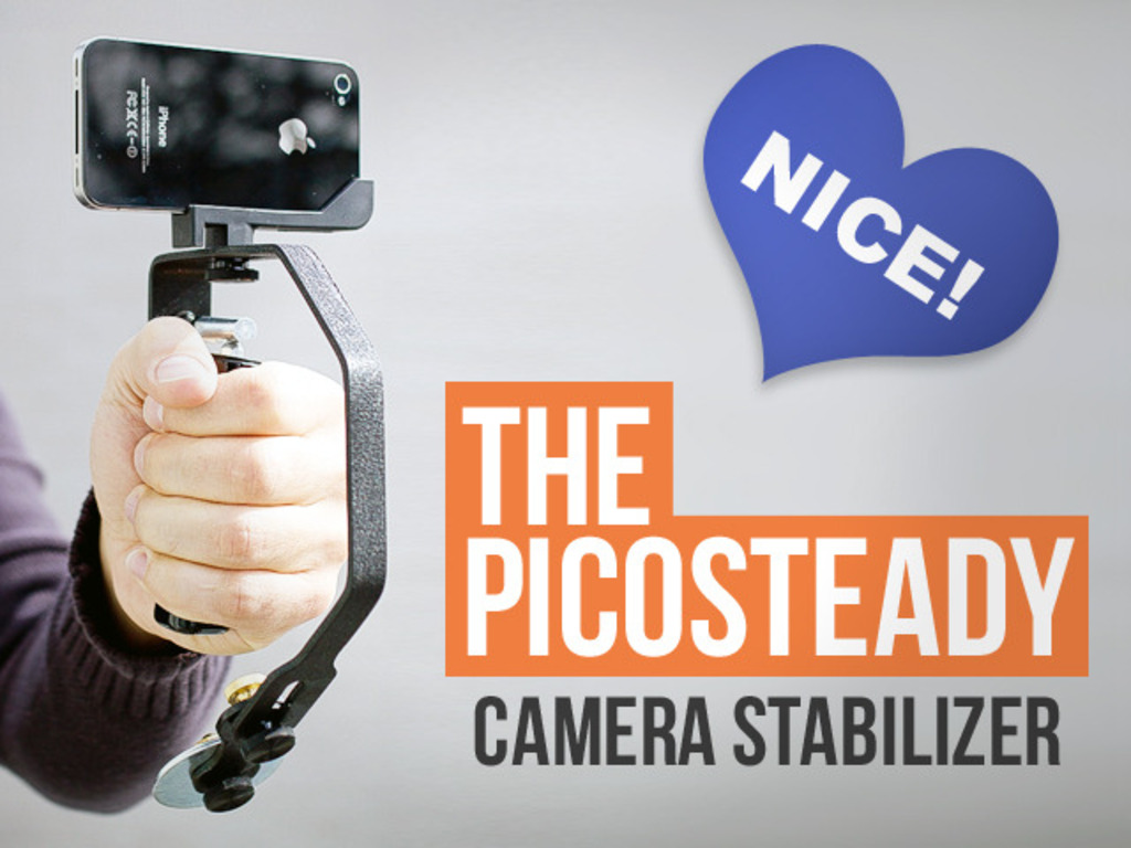 The Picosteady - Video Camera Stabilizer's video poster