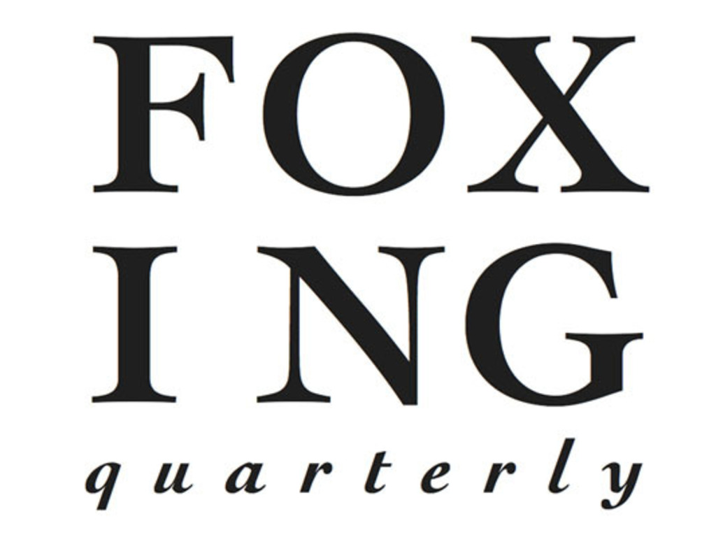Foxing Quarterly: A Literary Journal's video poster