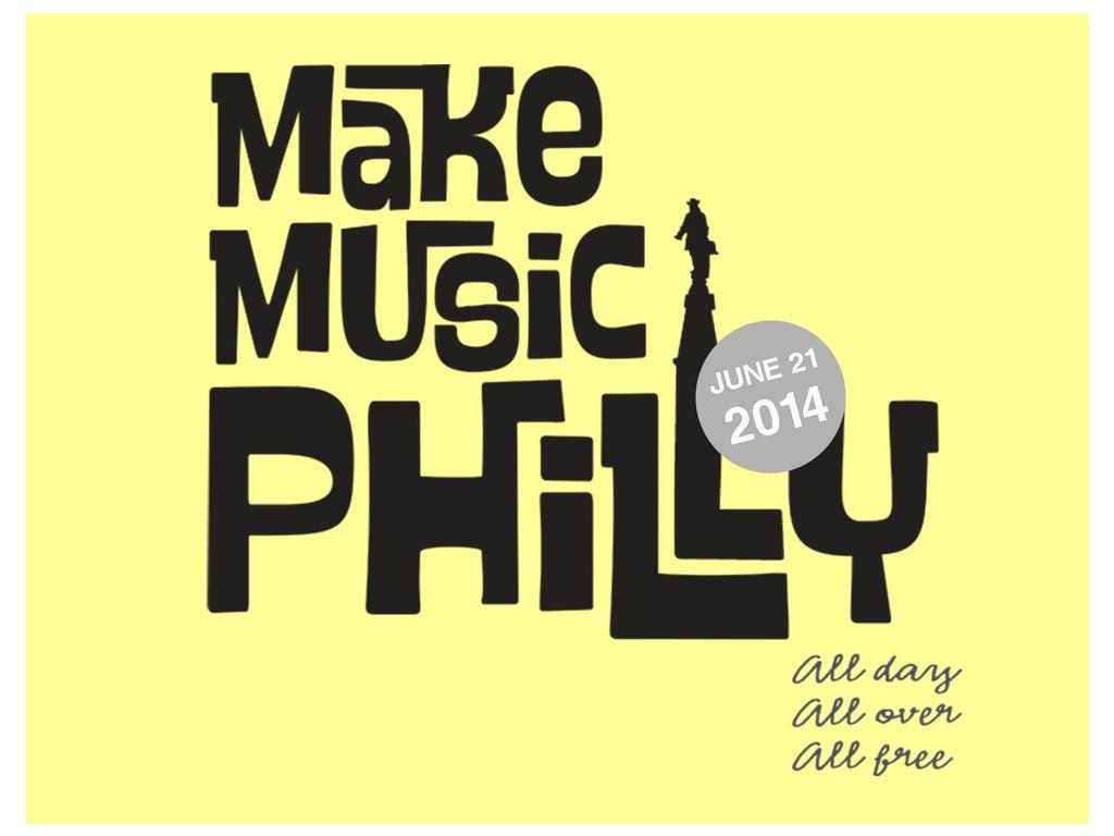 You Make Music Philly's video poster