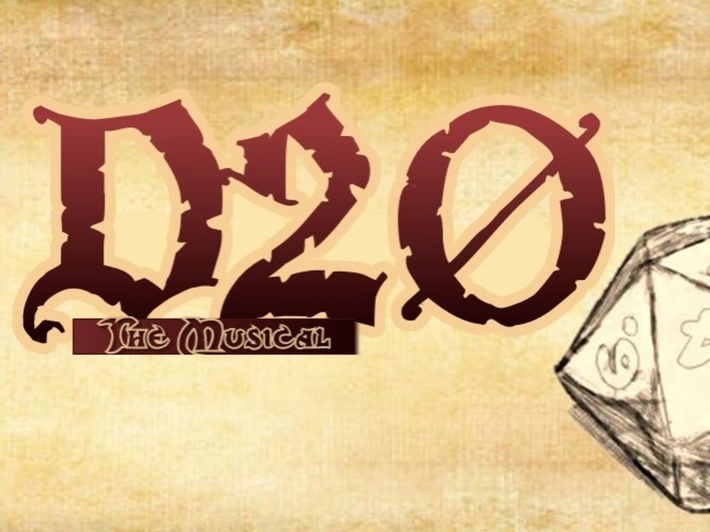 D20 The Musical's video poster