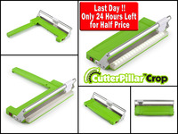 "The CutterPillar ""Crop""   Paper-Cutter/Trimmer"