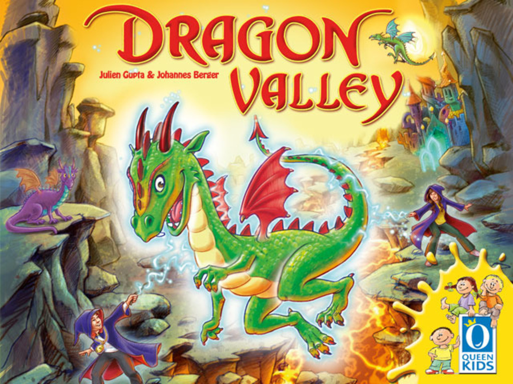 Dragon Valley's video poster