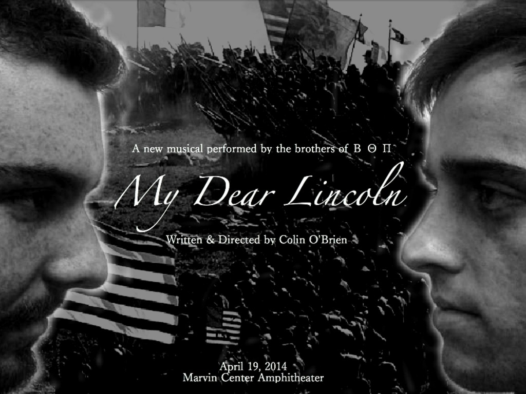 My Dear Lincoln's video poster
