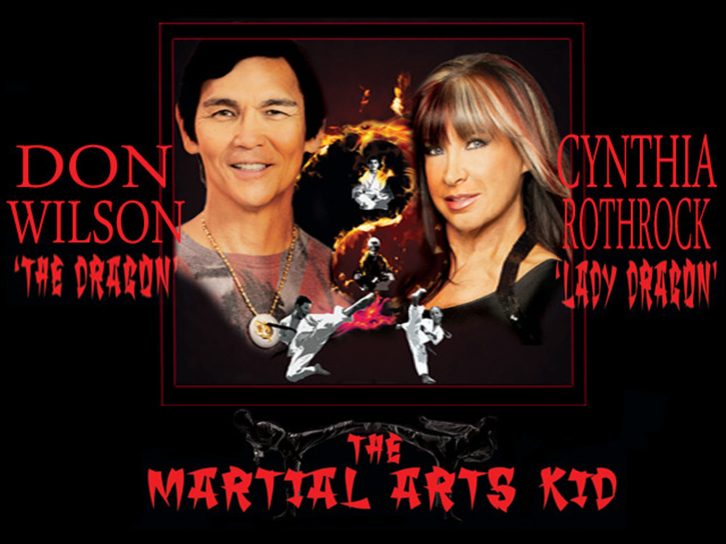 The Martial Arts Kid's video poster