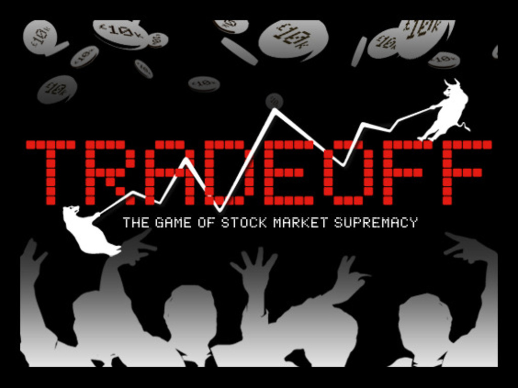 TradeOff - The game of stock market supremacy's video poster