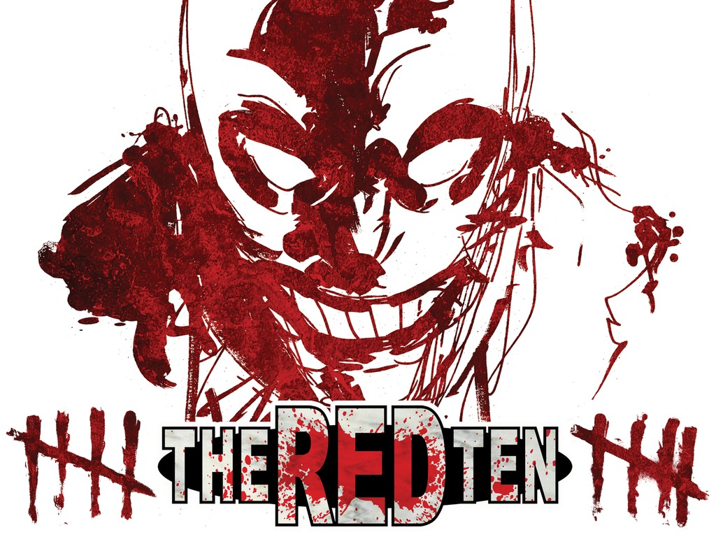 The Red Ten - Volume 1 Hardcover's video poster