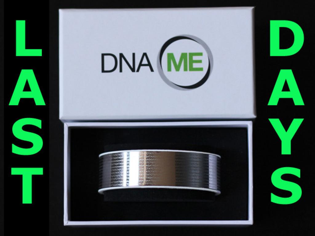 YOUR DNA BRACELET's video poster