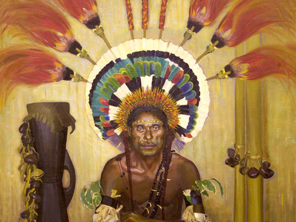 Headhunt Revisited Documentary - Art Celebrating Melanesia's video poster