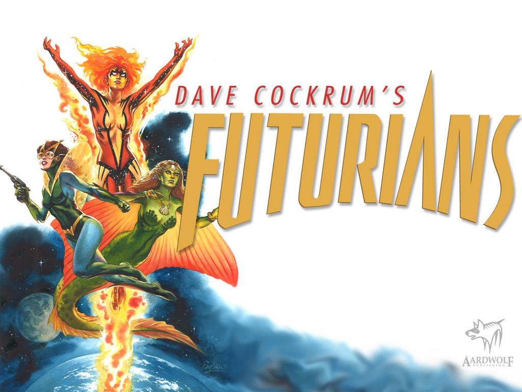 Dave Cockrum's FUTURIANS Return's video poster