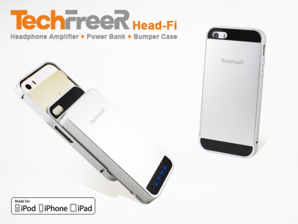 TechFreeR Head-Fi: A 3-in-1 Portable DAC Headphone Amplifier's video poster