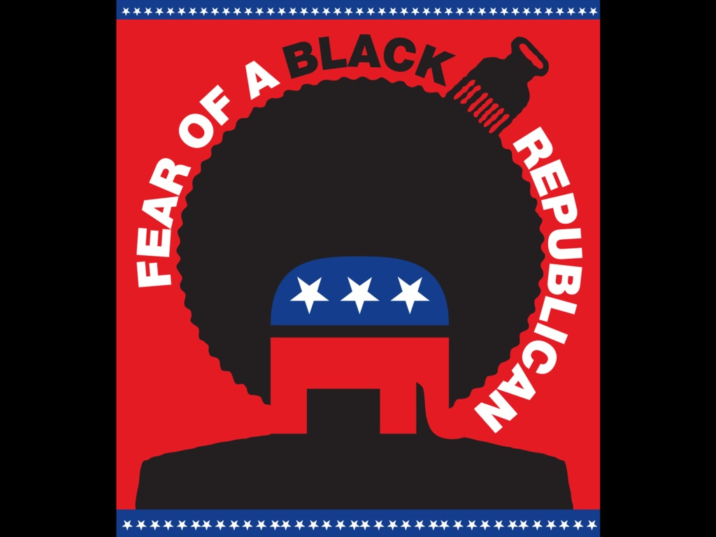 FEAR OF A BLACK REPUBLICAN's video poster