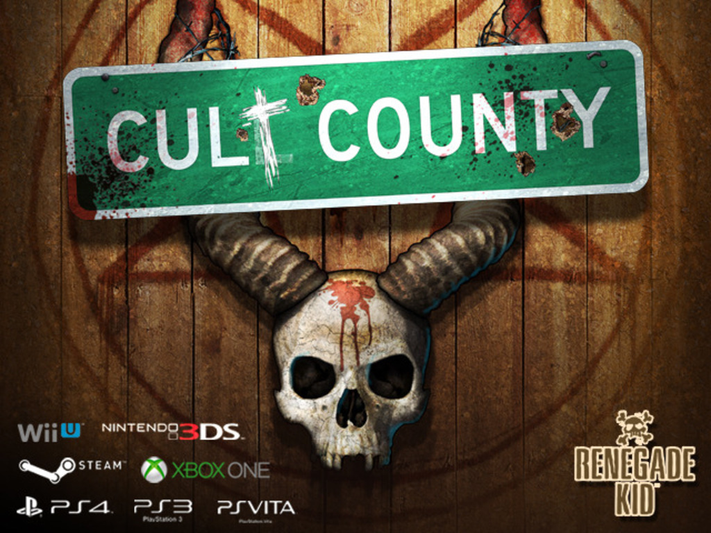 CULT COUNTY by Renegade Kid's video poster