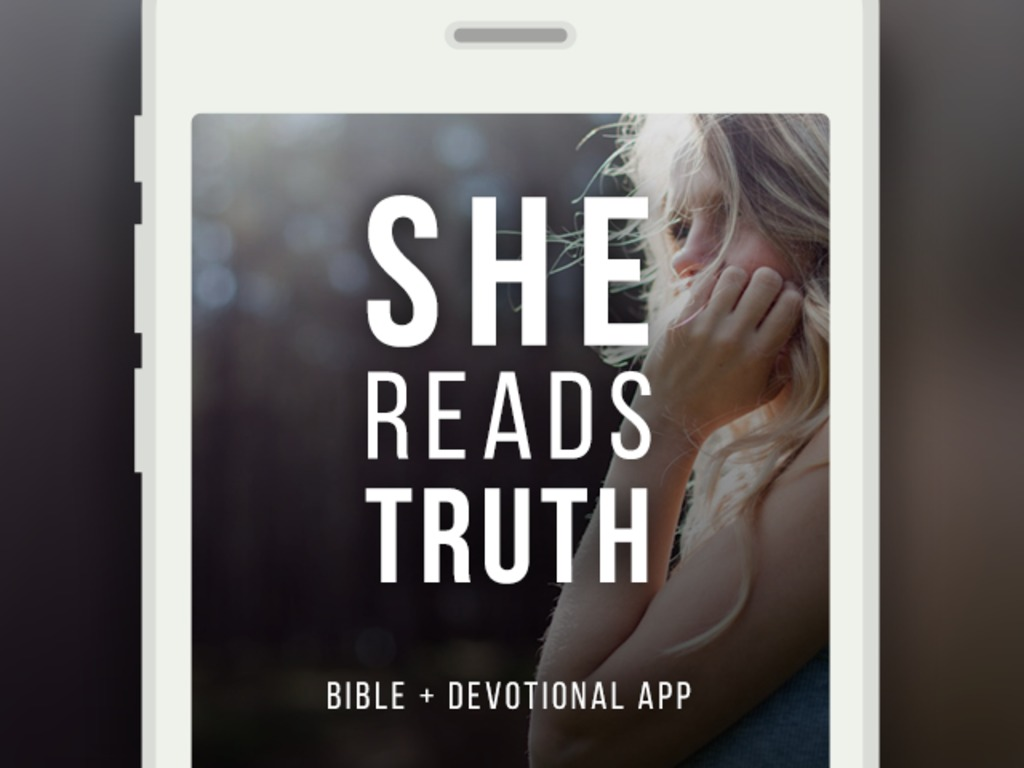 SheReadsTruth Bible+Devotional App's video poster