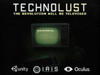 TECHNOLUST: True Cyberpunk