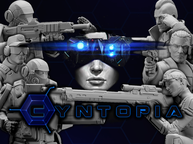 Cyntopia - the future is now's video poster