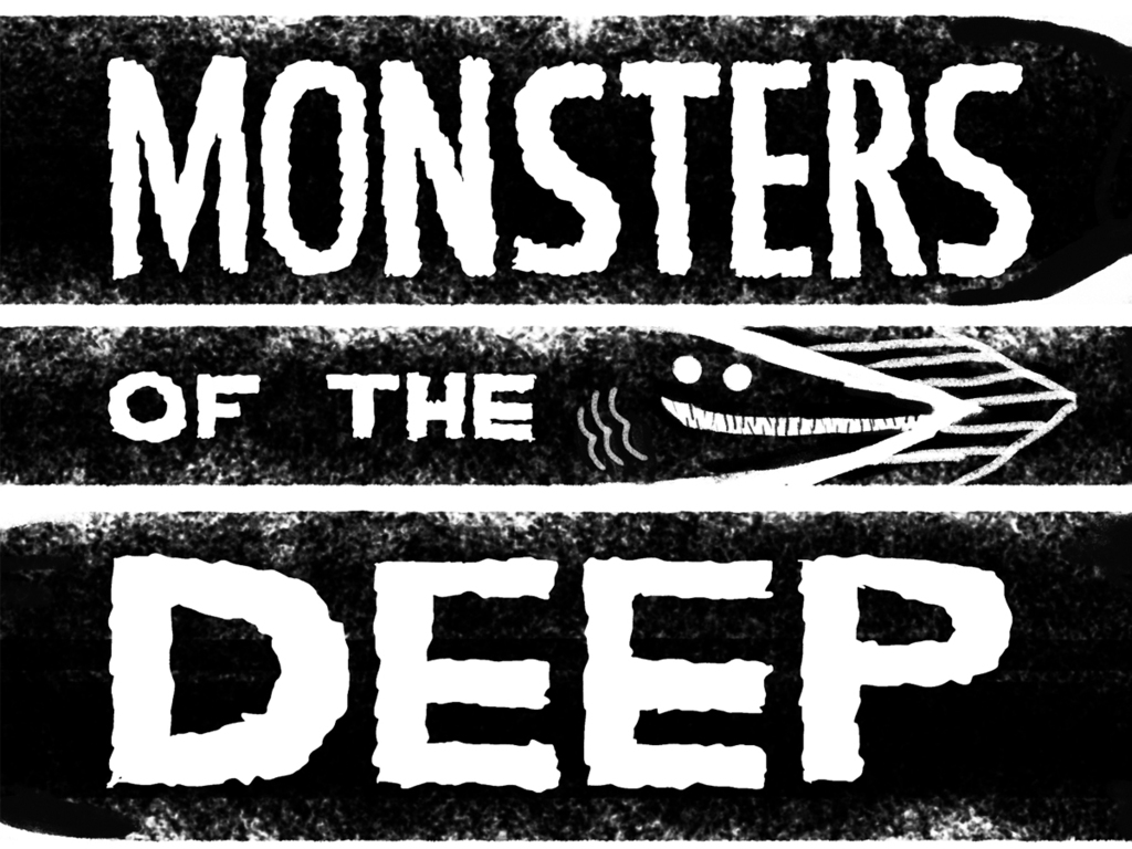 Monsters of the Deep's video poster
