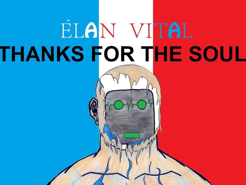 Elan Vital's video poster
