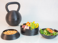 The Kettlebox: Take your workout and food with you