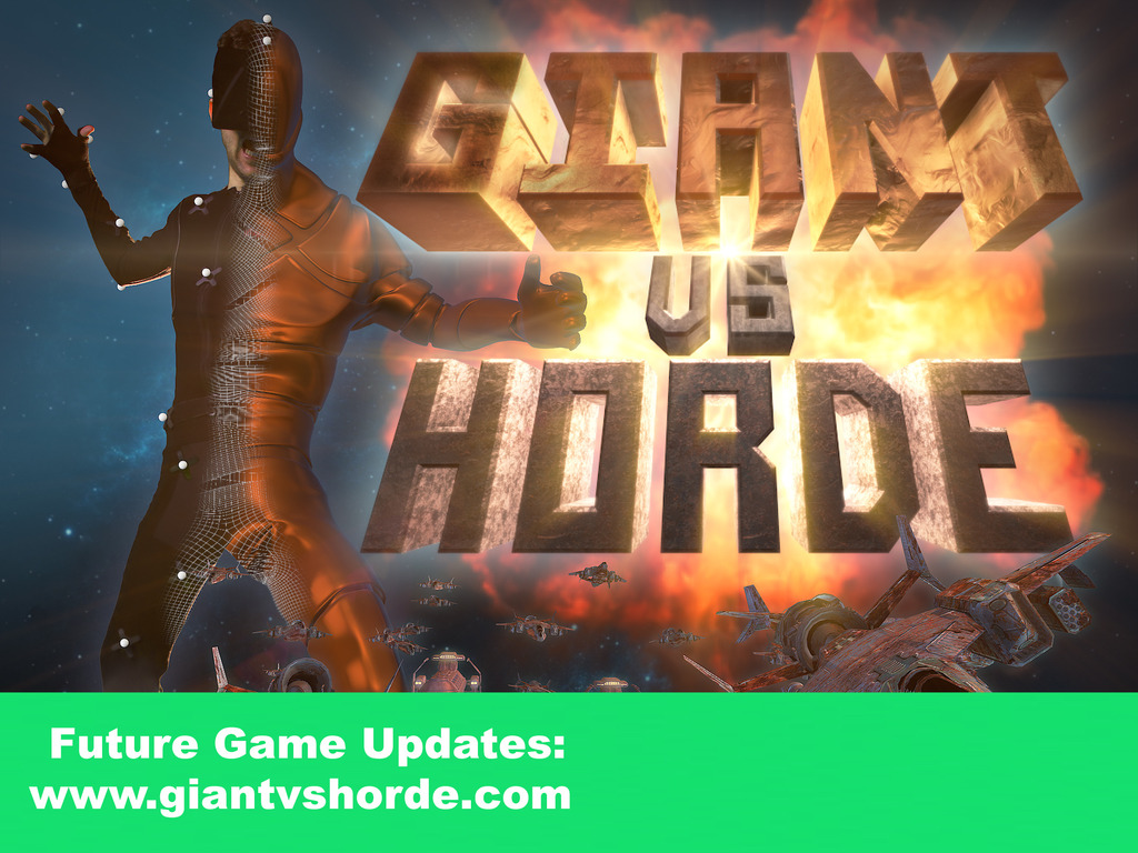 Giant vs Horde: Battle a real human without limits!'s video poster