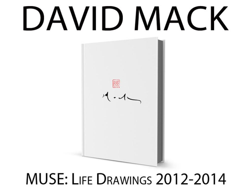 David Mack: MUSE life drawings 2012-2014's video poster