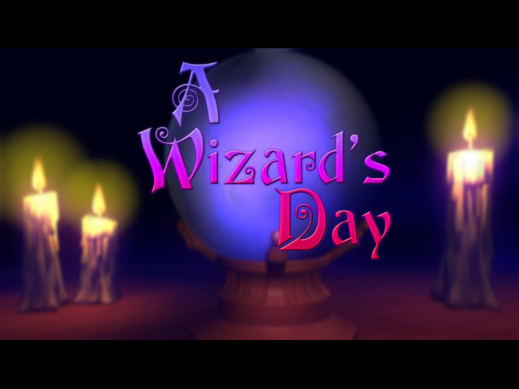A Wizard's Day  - A PC/Mac indie game with Wii U aspirations's video poster
