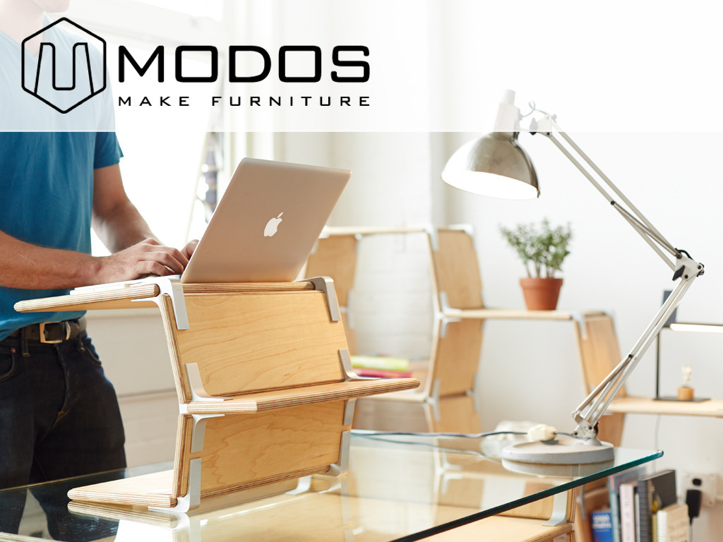 Modos | a tool free, reconfigurable furniture system.'s video poster