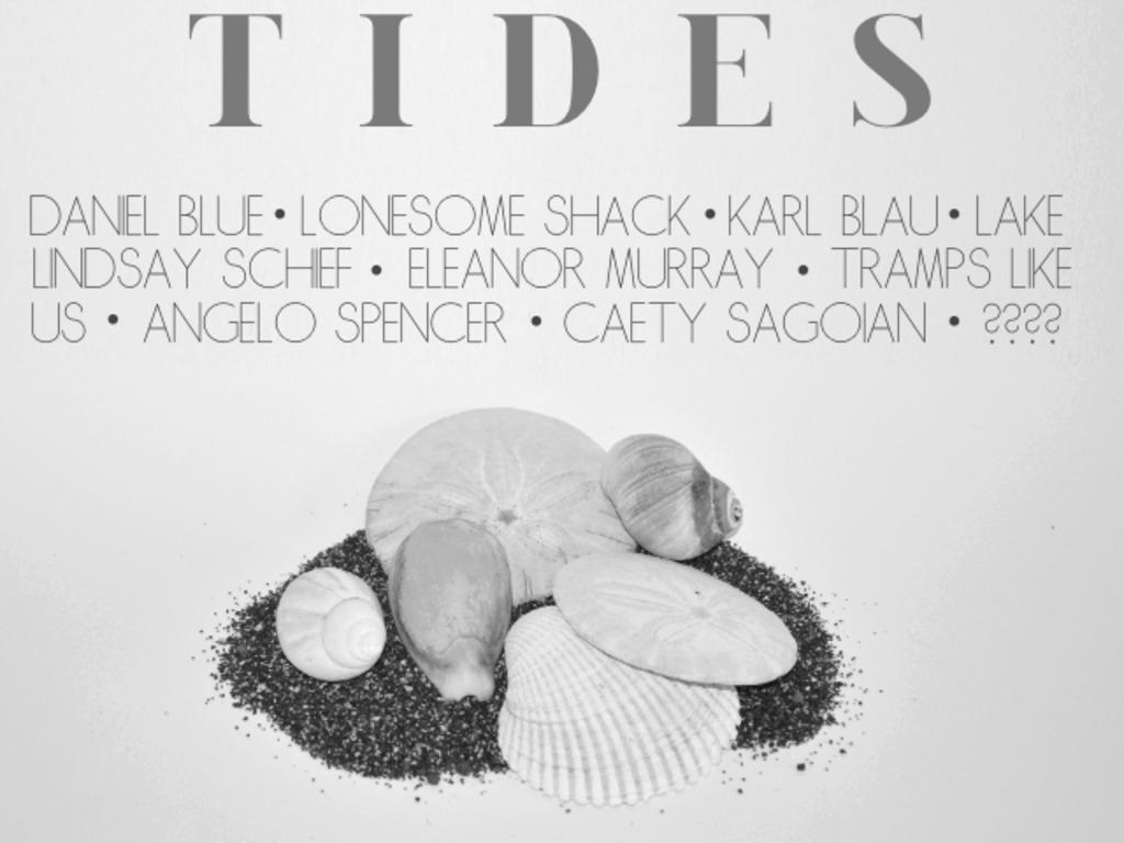 TIDES album project's video poster
