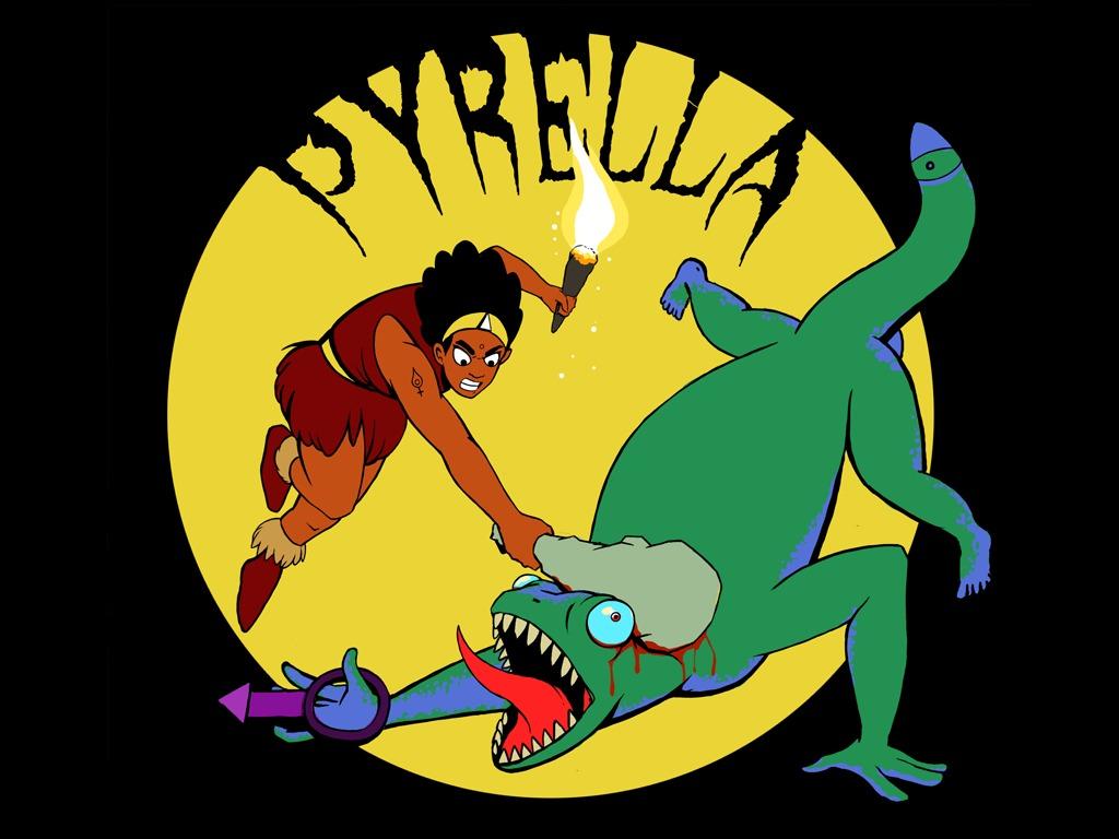 Pyrella's video poster