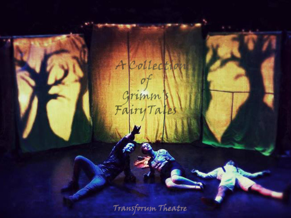 A Collection of Grimm's Fairy Tales's video poster