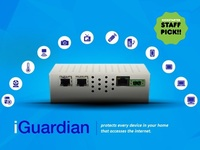 iGuardian - The Home Internet Security System