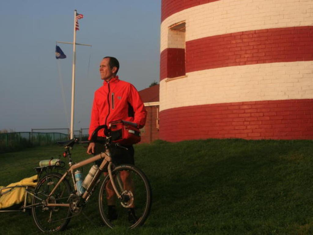 Global Bicycle Trek Kickoff Video's video poster