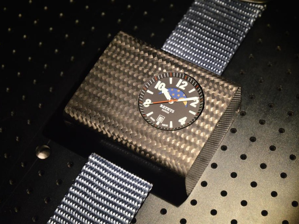 The World's First True Atomic Wristwatch - The Cesium 133's video poster