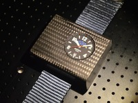 The World's First True Atomic Wristwatch - The Cesium 133