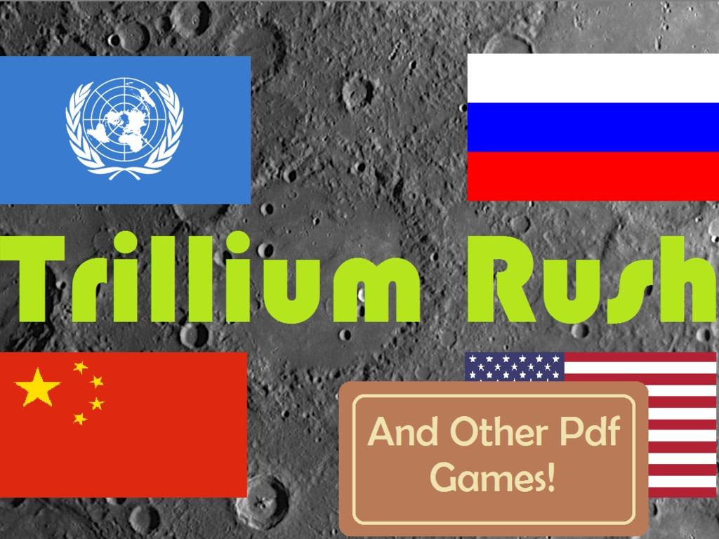 Trillium Rush - PDF Board Games's video poster