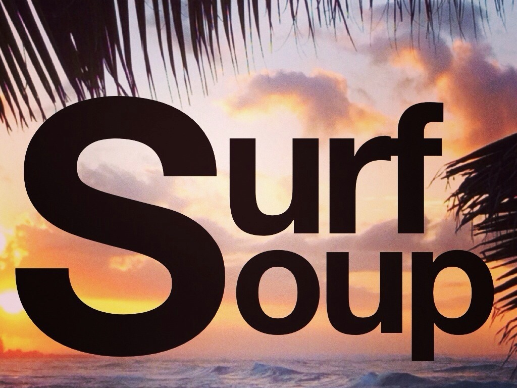 Surf Soup:  Learn how to Surf & Ocean Conservation Pic Book's video poster