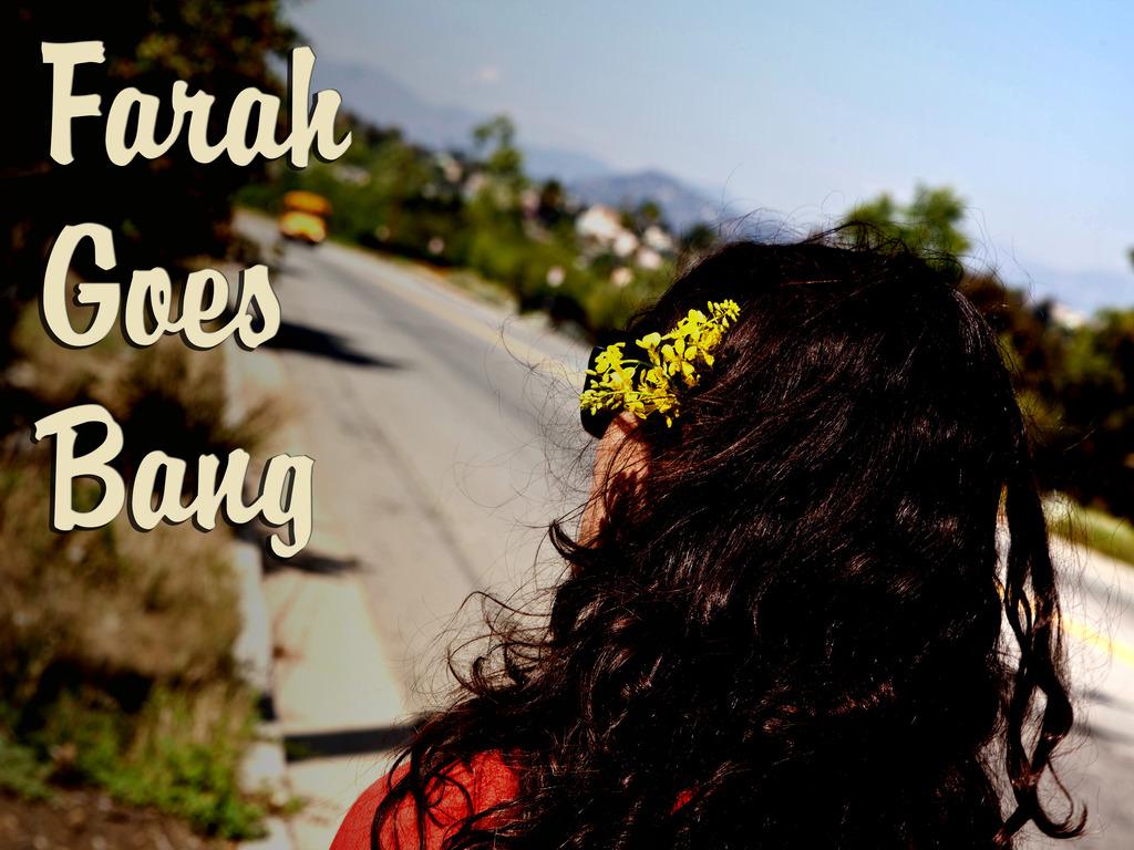 Farah Goes Bang's video poster
