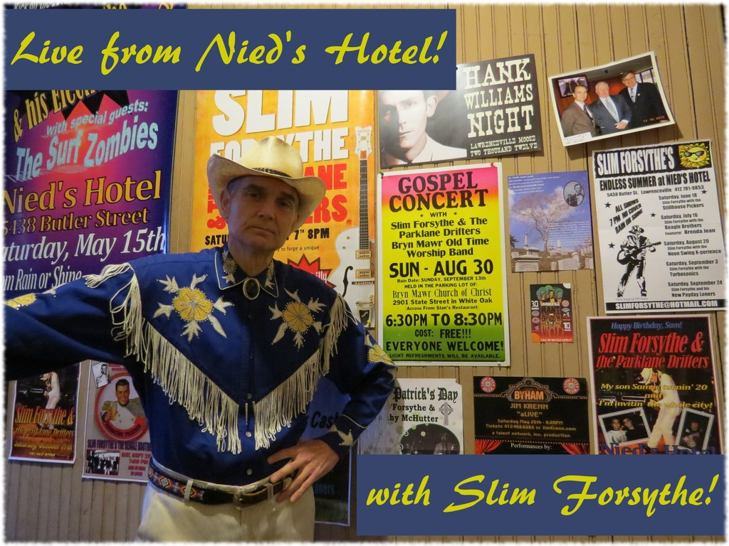 Country Music TV Show: LIVE FROM NIED'S HOTEL!'s video poster