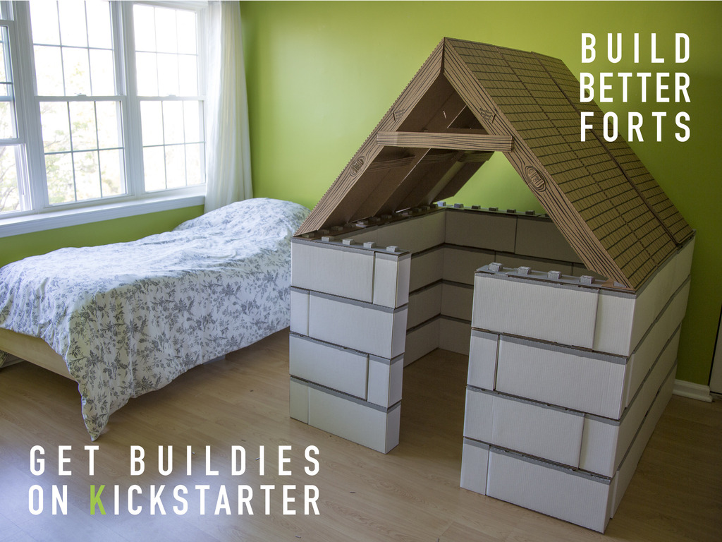 Buildies: Build Better Forts!'s video poster