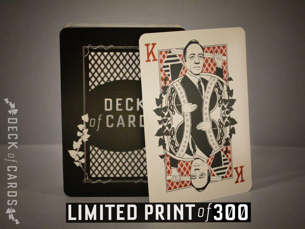 Deck of Cards (Canceled)'s video poster